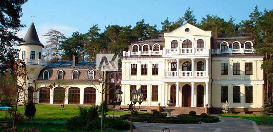 Частный дом. г. Киев, 2008 год.