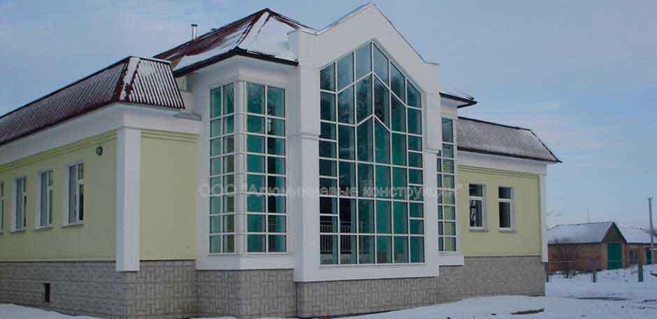 БЦ ул. Лепсы г. Киев 2008