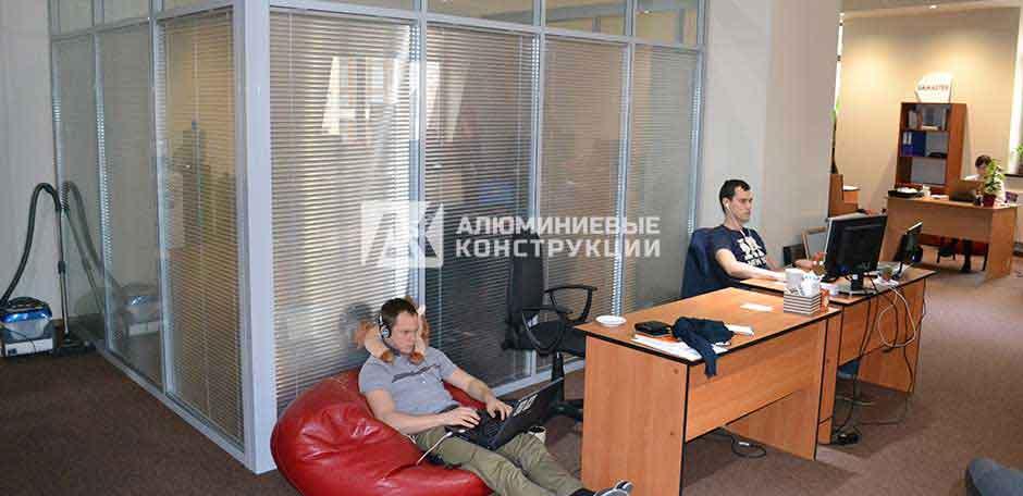 Офисный центр ул. Фрунзе г. Киев 2013