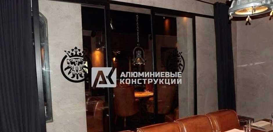 Ресторан «Малібу» г. Київ 2012 рік.