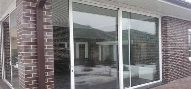 Розсувні двері для будинку