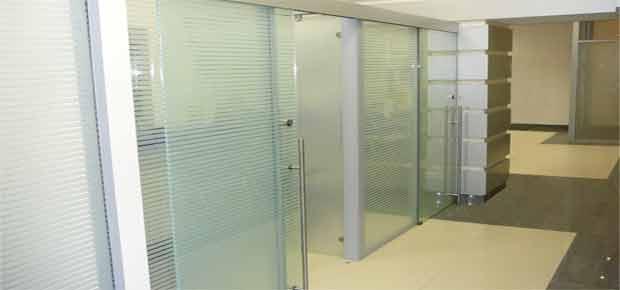 Розсувні двері для офісу