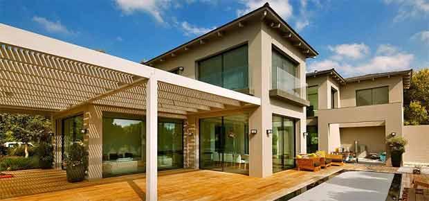 Алюмо-деревяное окно