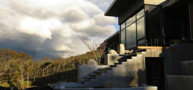 Панорамние окна для дома