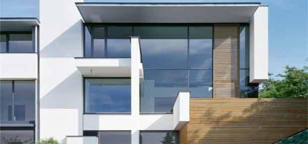 Панорамные окна для дома