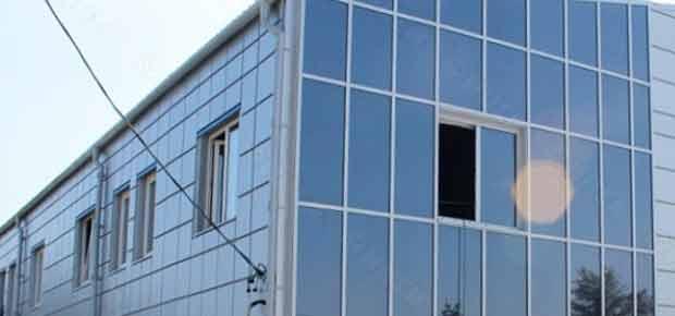 Поворотно откидные окна для офиса
