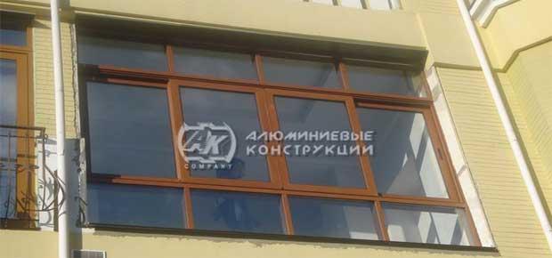 Раздвижные окна для офиса
