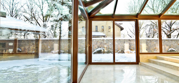 Зимние сады для дома